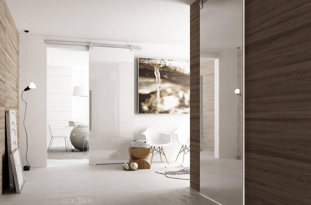 Modern windows & doors by Staino&Staino Modern