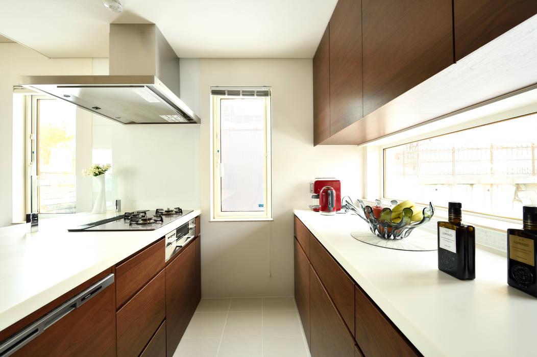 Kitchen by 株式会社スター・ウェッジ, Modern