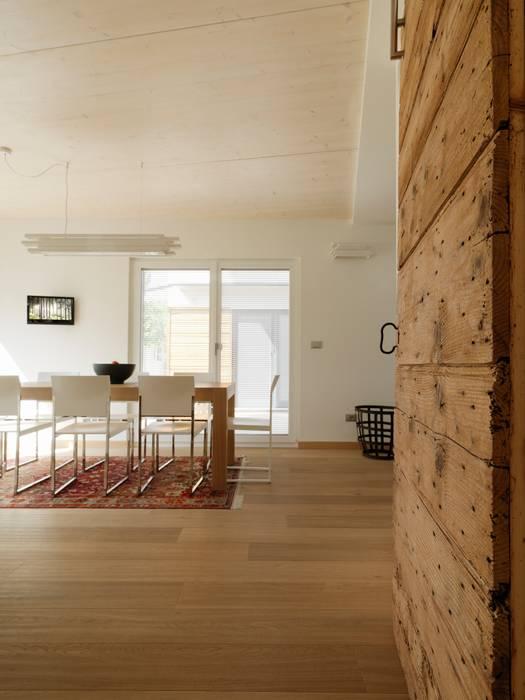 Villa Our Time DomusGaia Sala da pranzo moderna