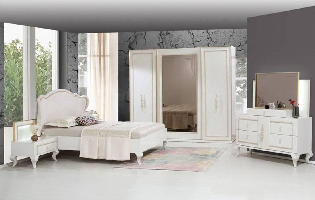 Chambre de style  par CESE HOME CONCEPT,