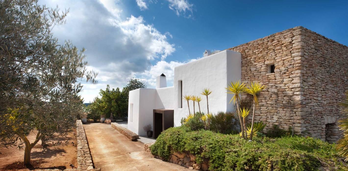 Houses by TG Studio, Mediterranean
