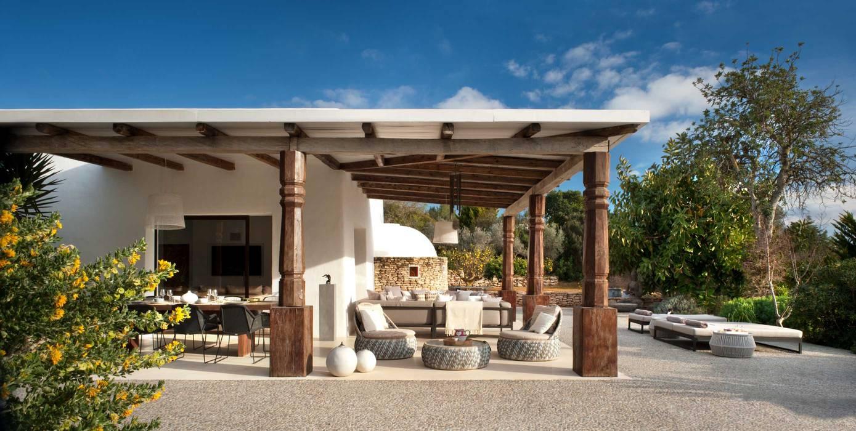 Terrace Mediterranean style balcony, veranda & terrace by TG Studio Mediterranean