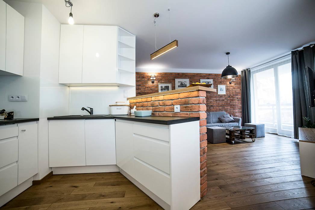 Kitchen by Och_Ach_Concept, Rustic