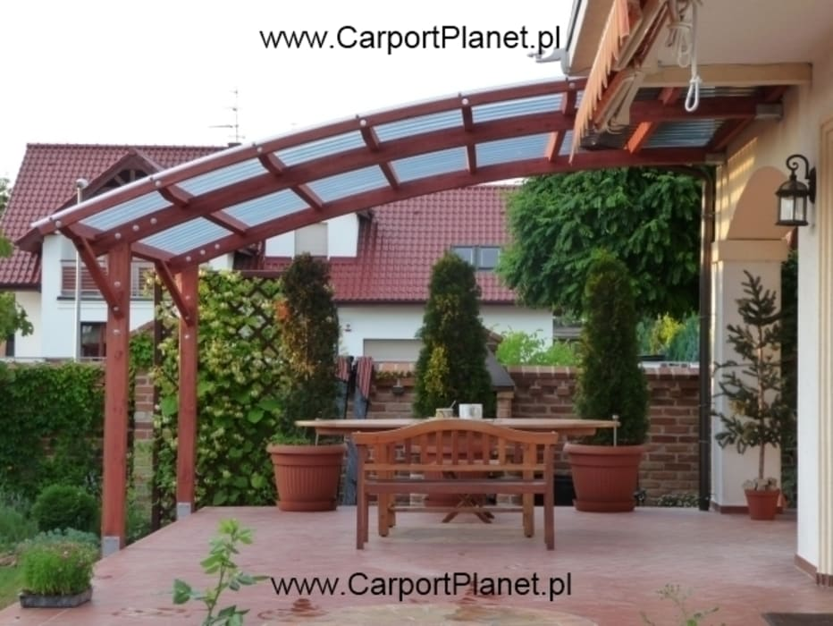 de Carport Planet Minimalista