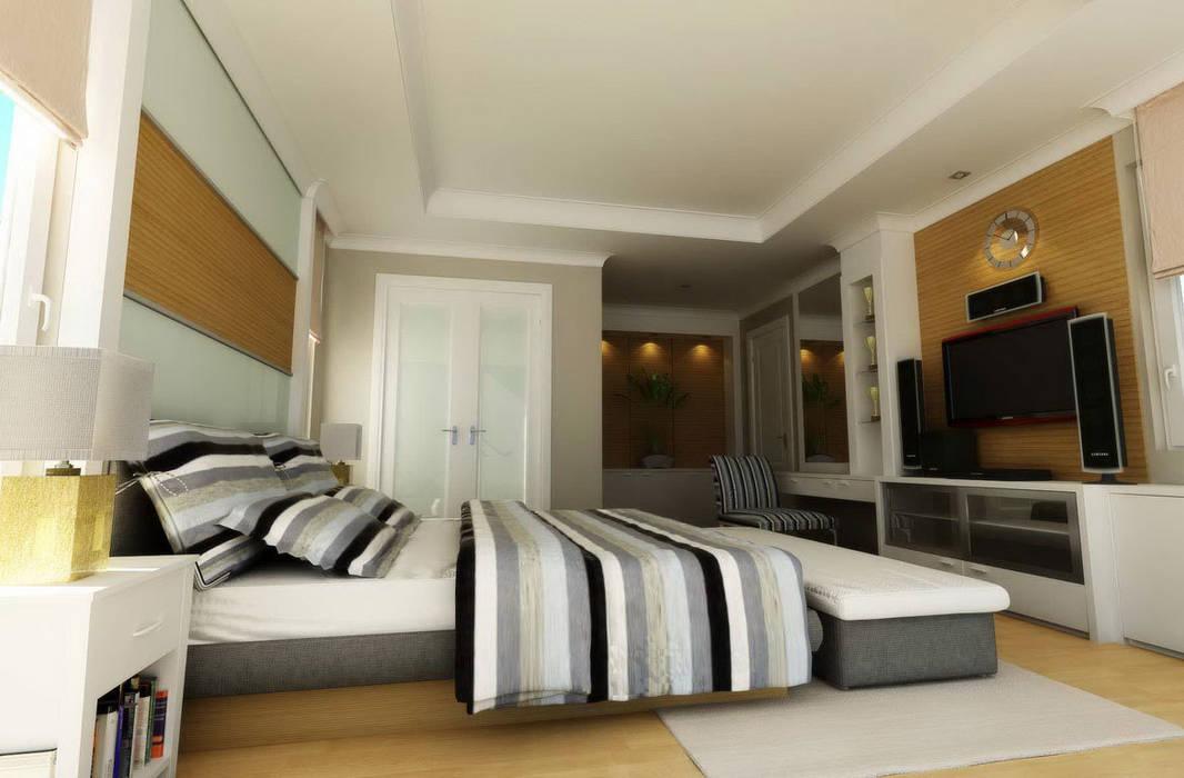 Ysk Tadilat – Tasarım Uygulama:  tarz Yatak Odası