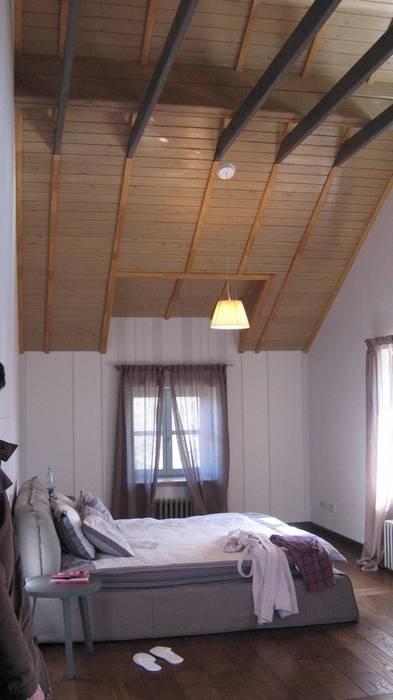 Архитектор Владимир Калашников Dormitorios de estilo clásico
