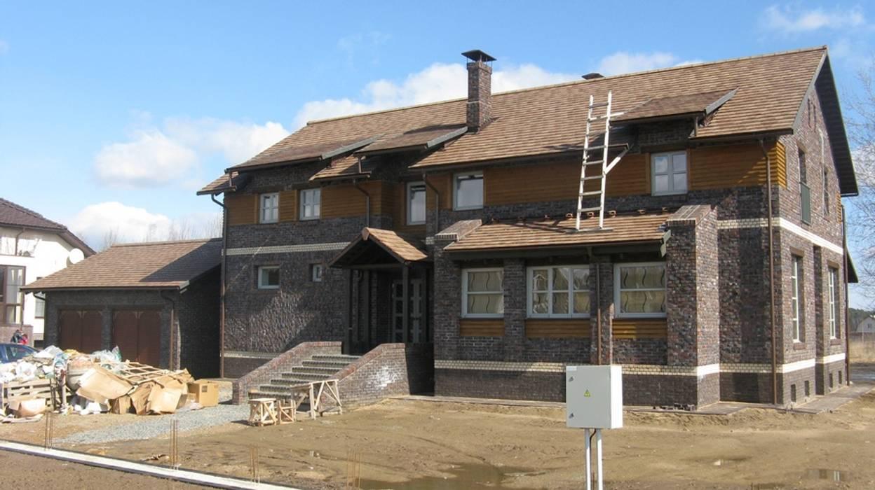 Klassieke huizen van Архитектор Владимир Калашников Klassiek