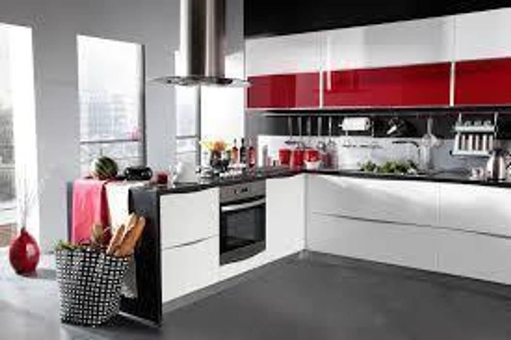 MUTFAK DEKORASYONU Modern Mutfak Dekorasyontadilat Modern