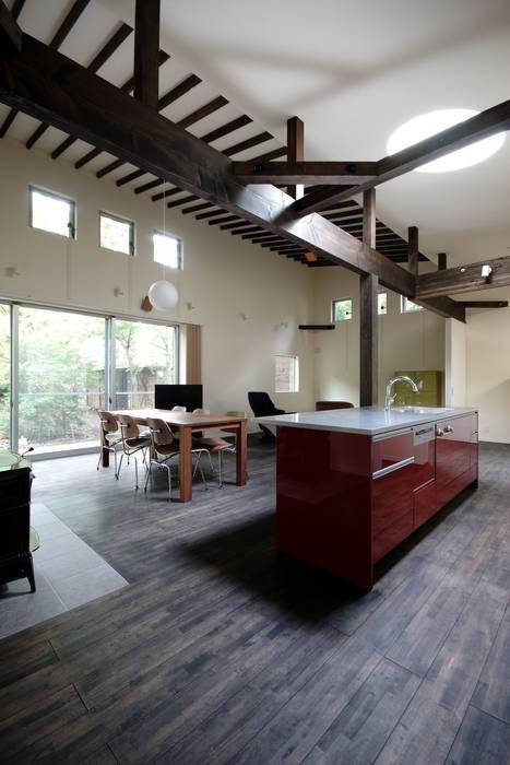 前田敦計画工房의  주방