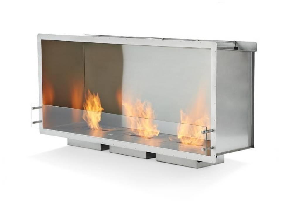 Eco Smart Fire 1800SS elegancki wkład do zabudowy od ilumia.pl Nowoczesny