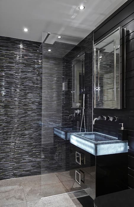 Point West Classic style bathrooms by Keir Townsend Ltd. Classic