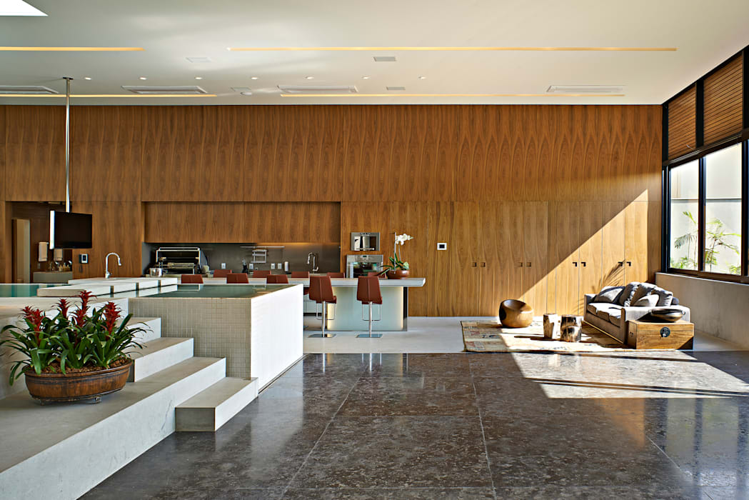 Moderne keukens van Beth Nejm Modern