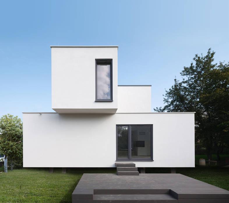 Minimalist Evler Zalewski Architecture Group Minimalist