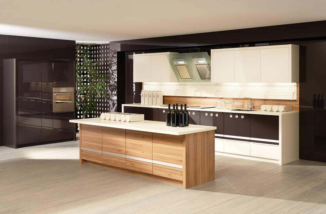 Cocinas de estilo  por DanKüchen Studio Hengelo, Moderno