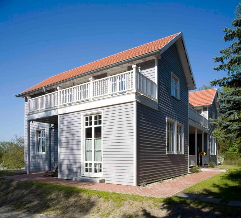 VILLA FERCH:  Häuser von Müllers Büro