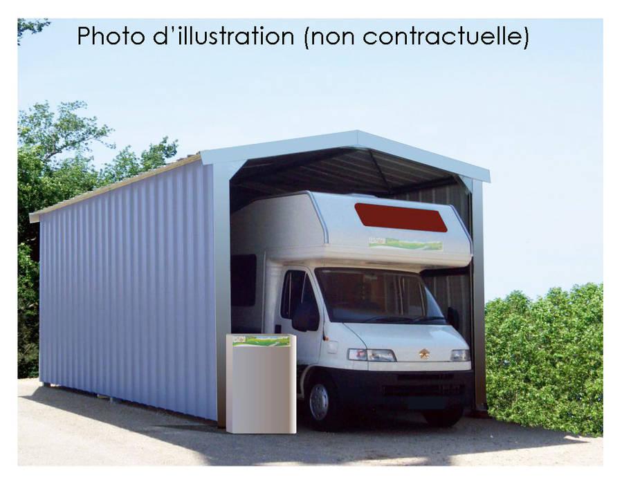 garage rimessa in stile in stile moderno di direct. Black Bedroom Furniture Sets. Home Design Ideas