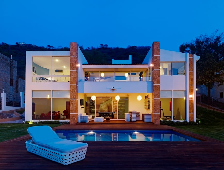 Casa Altavista: Casas de estilo  por Excelencia en Diseño