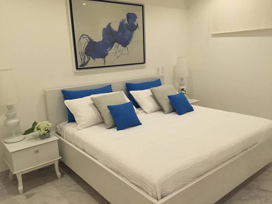 RECAMARA DE VISITAS Dormitorios minimalistas de DECO Designers Minimalista