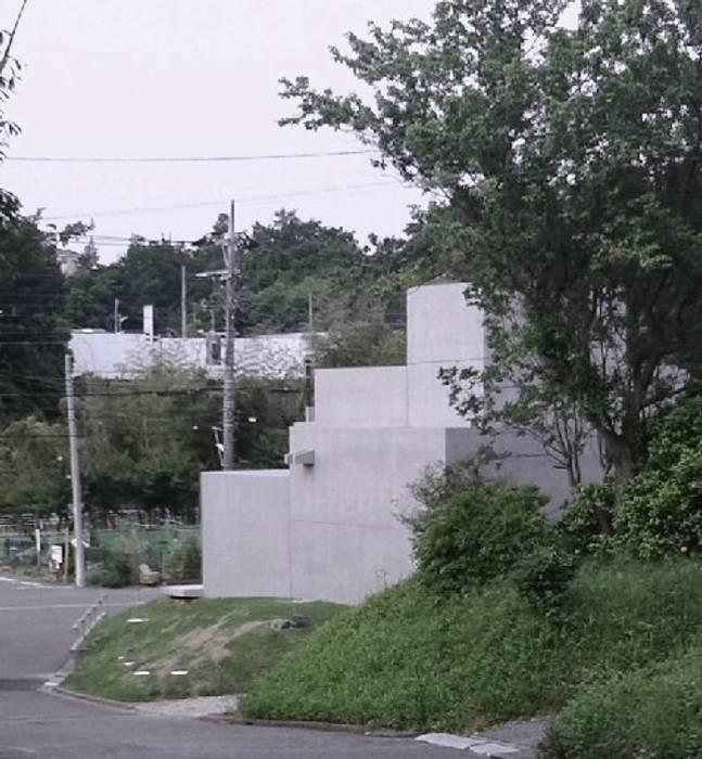 保木の家 外観 モダンな 家 の 建築都市研究室 モダン