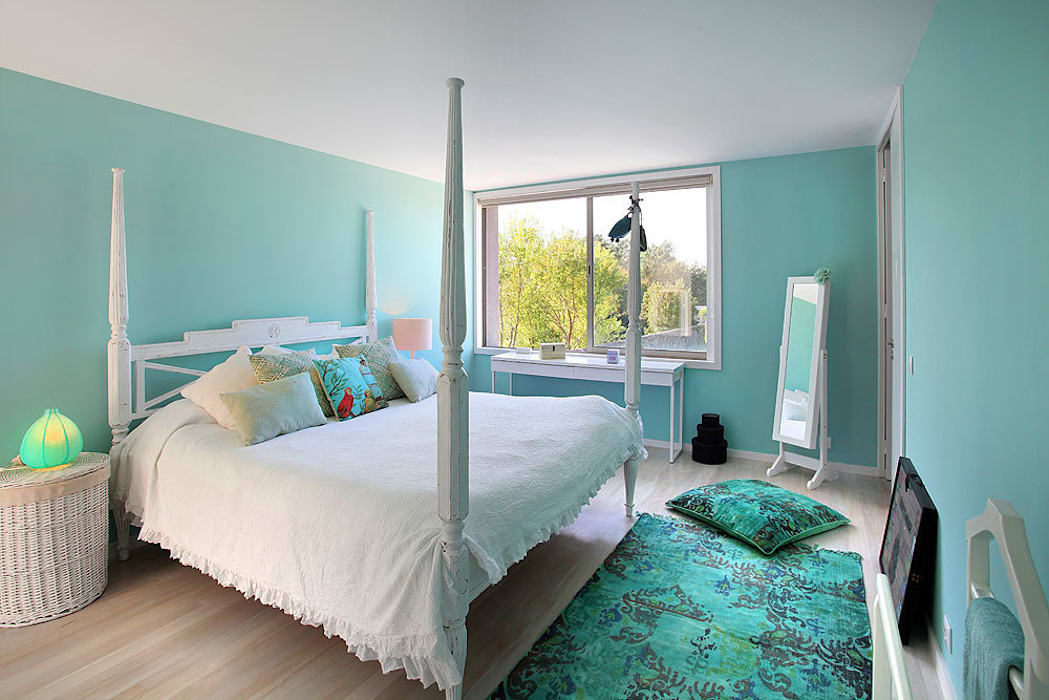 غرفة نوم تنفيذ ROSA PURA HOME STORE