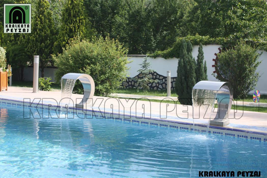 Apaydın Açık Hava Stüdyosu / Amasya Akdeniz Bahçe Kralkaya Peyzaj Havuz Fıskiye Sist. ve Pompa Mim. Müh. İnş. Ltd. Şti Akdeniz
