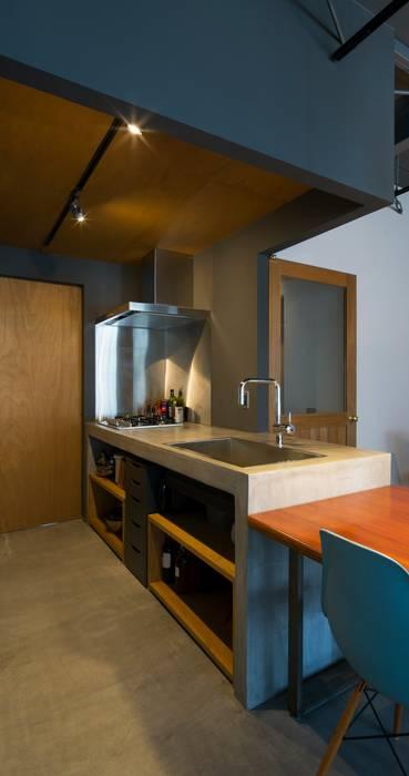 キッチン 株式会社 藤本高志建築設計事務所