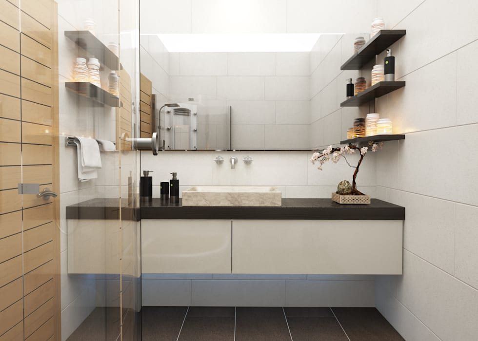 ROAS ARCHITECTURE 3D DESIGN AGENCY BathroomDecoration