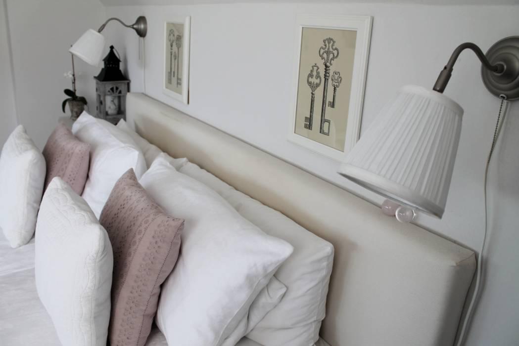 Romantisches Schlafzimmer Schlafzimmer Im Landhausstil Von Me Harmony Landhaus Homify