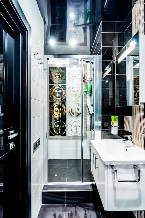 Banheiros  por Belimov-Gushchin Andrey
