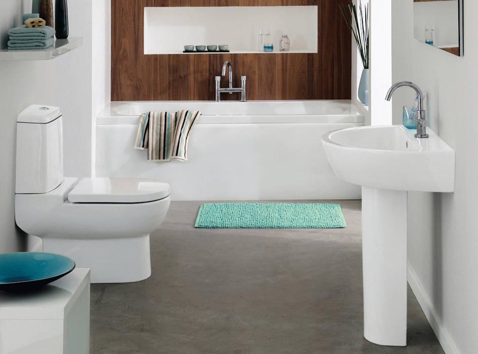 Banyo Tadilatları – Banyo Tadilatı:  tarz Banyo, İskandinav