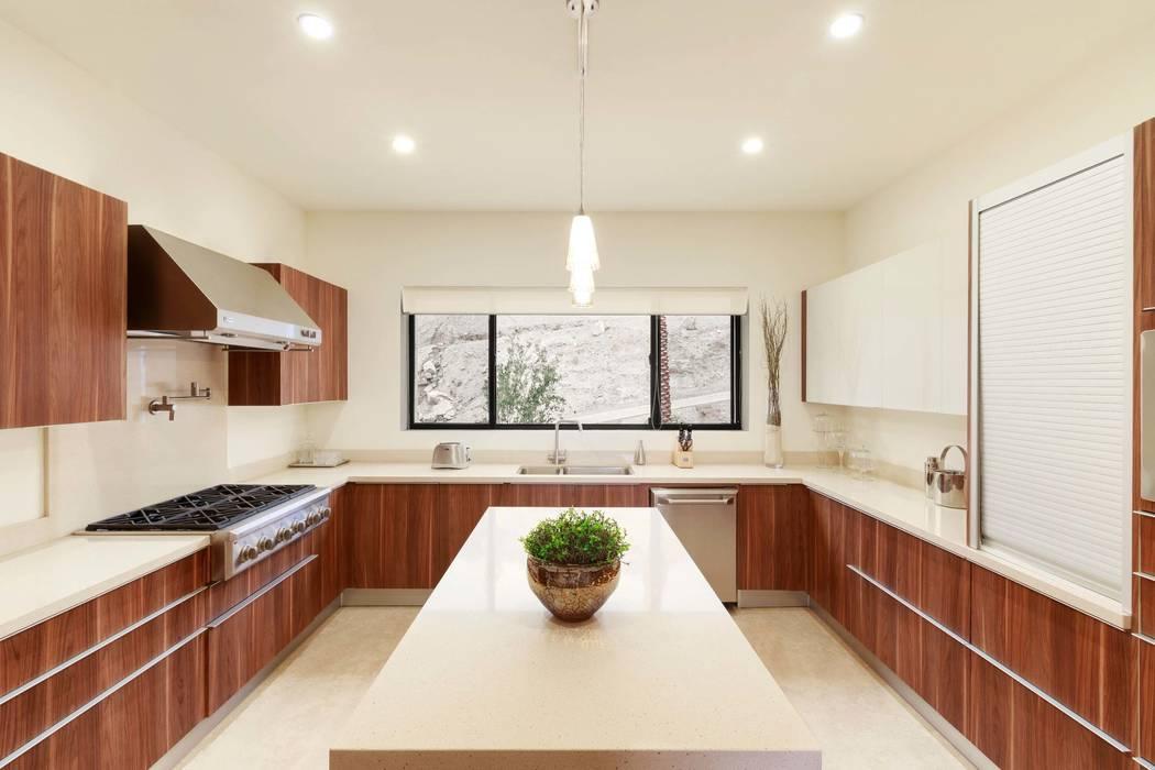 CASA MAR: Cocinas de estilo  por Imativa Arquitectos