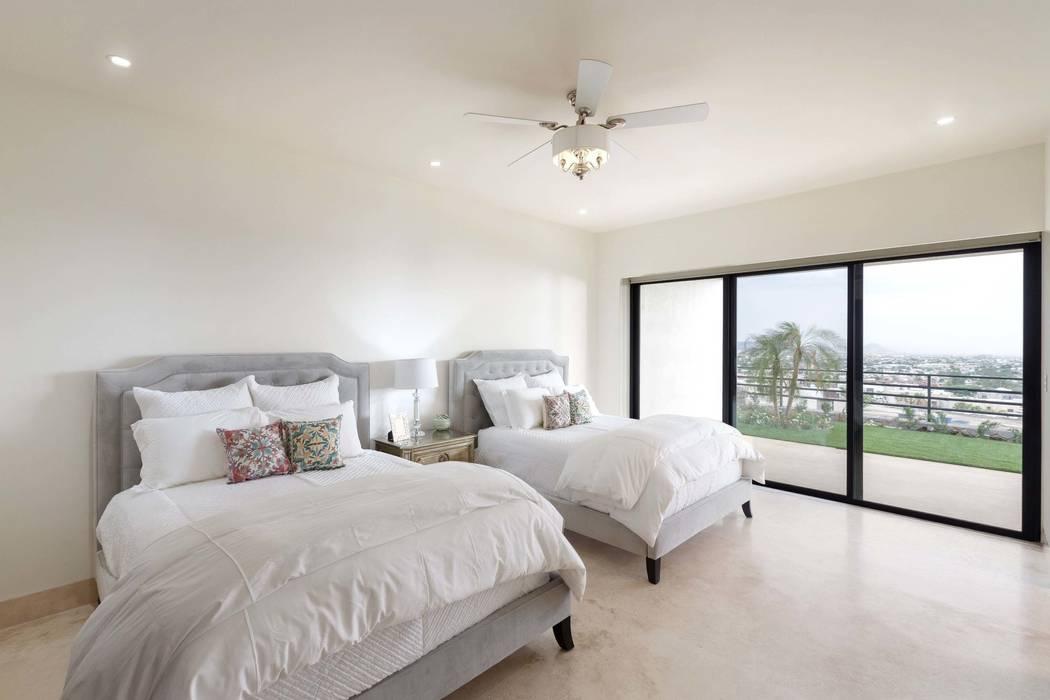 CASA MAR Dormitorios modernos de Imativa Arquitectos Moderno