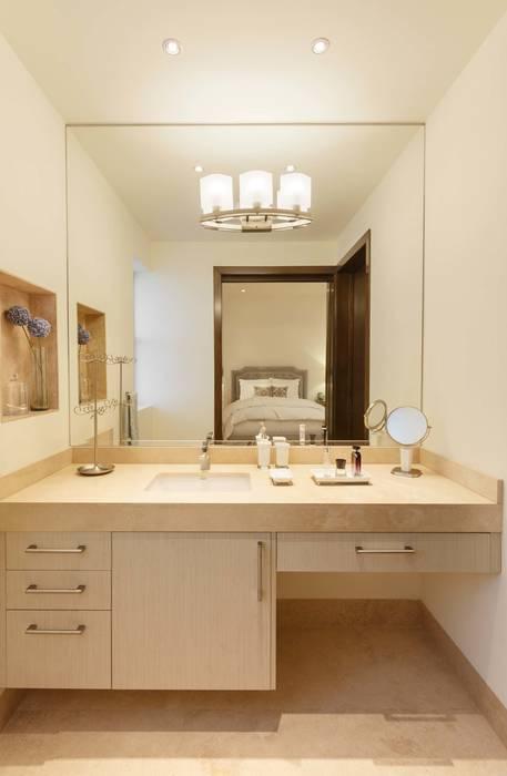 CASA MAR: Baños de estilo  por Imativa Arquitectos