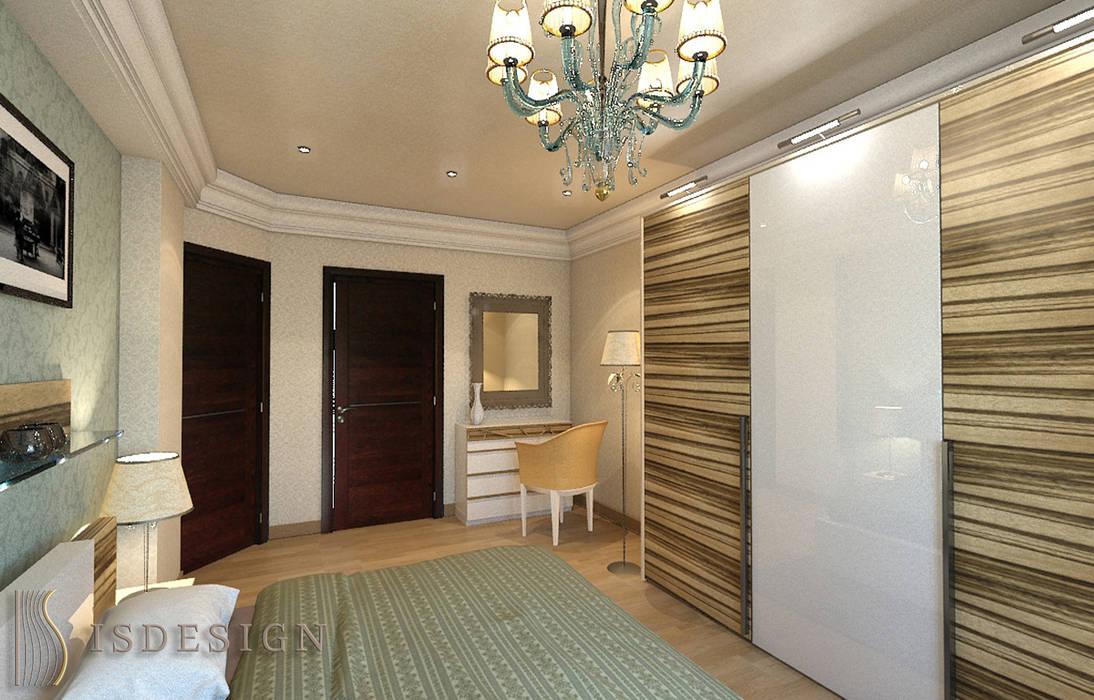 Спальная Спальня в классическом стиле от ISDesign group s.r.o. Классический