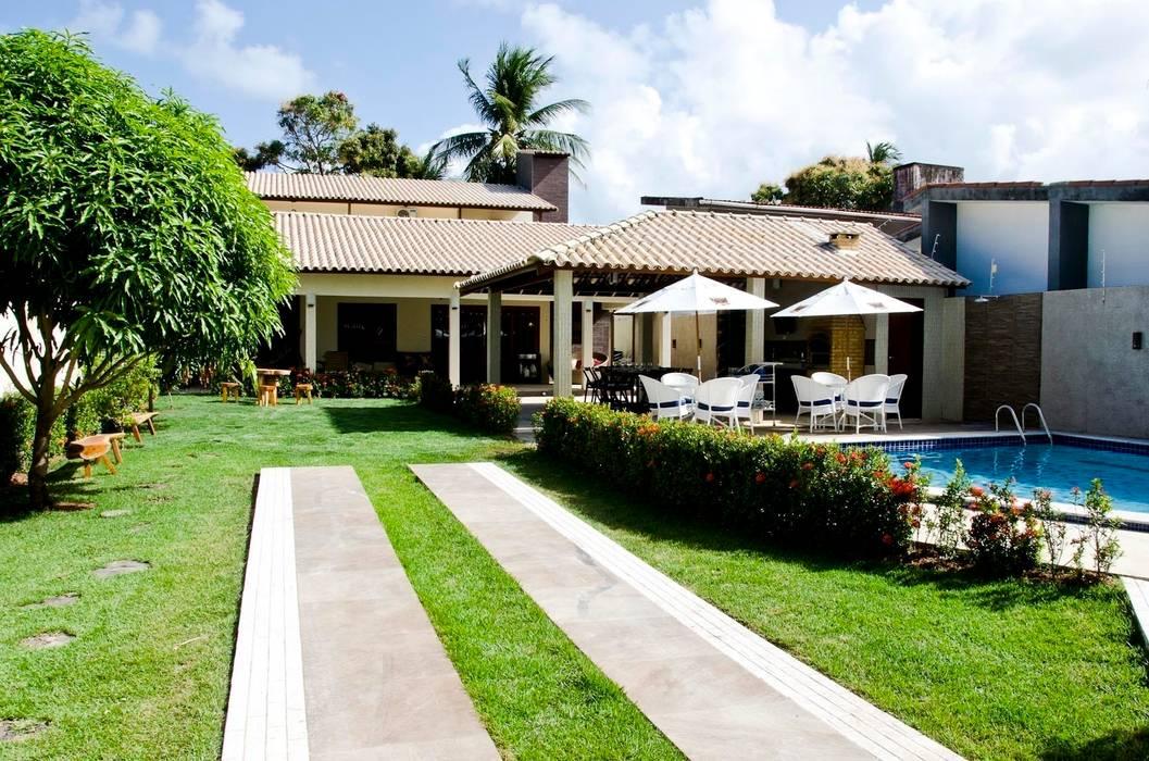 Casa de Praia Celia Beatriz Arquitetura Casas tropicais