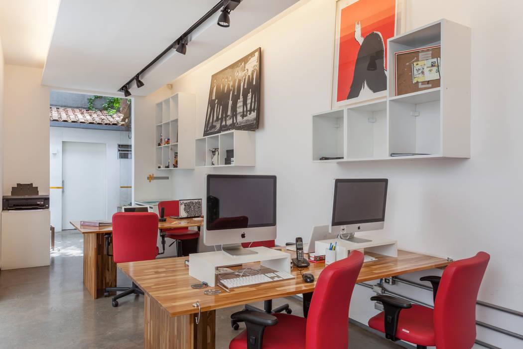 Ruang Komersial oleh Nautilo Arquitetura & Gerenciamento, Modern
