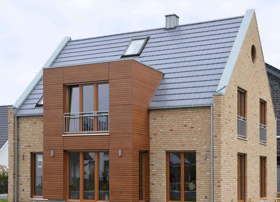 modern houses by bockhaus odenthal architekten homify. Black Bedroom Furniture Sets. Home Design Ideas