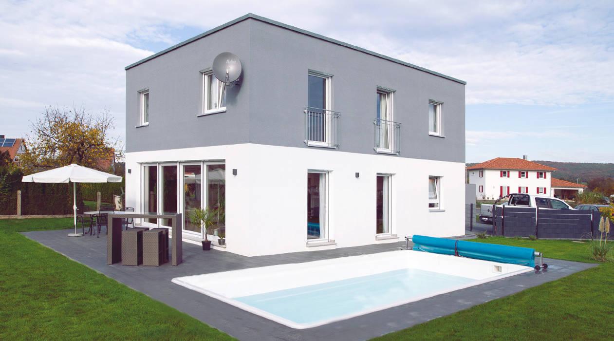 Entzückend Dennert Massivhaus Foto Von Icon Cube: Moderne Häuser Von Gmbh