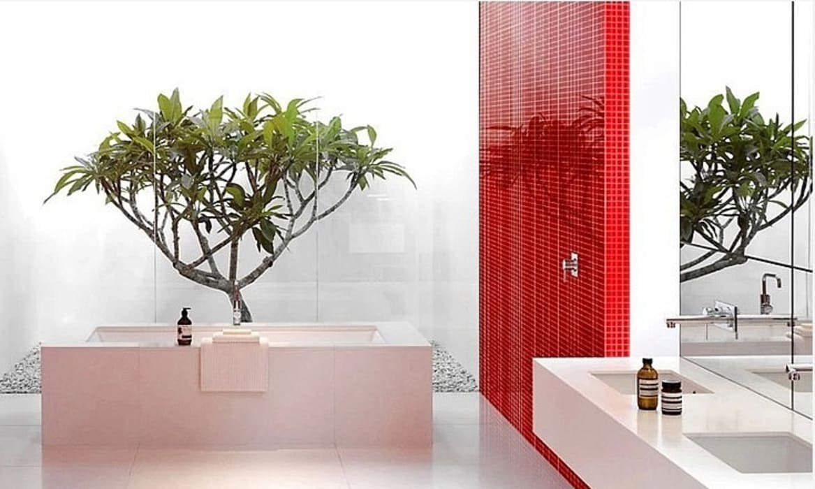 Deeco Modern bathroom