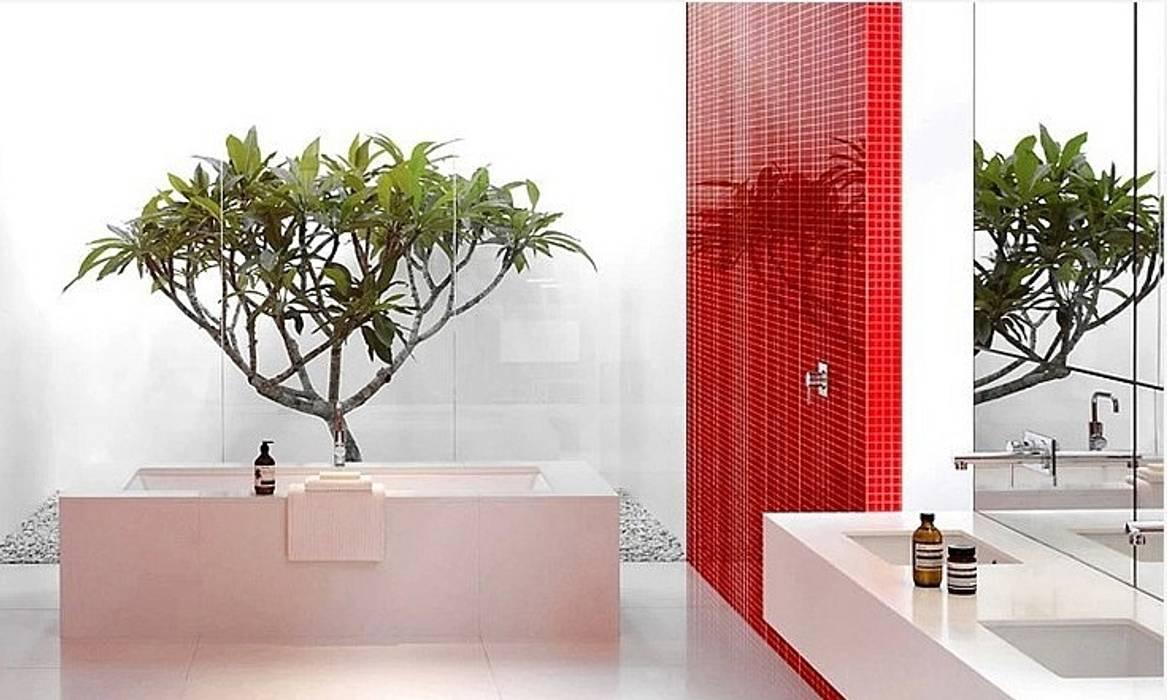 Modern bathroom by Deeco Modern