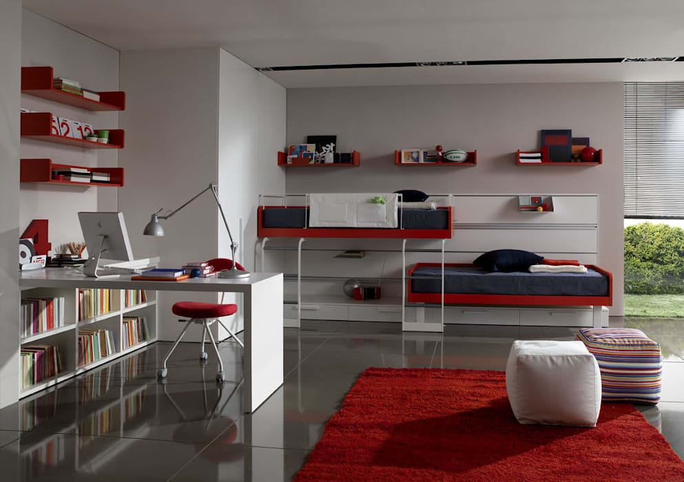Modern nursery/kids room by Tadilat Firması Modern