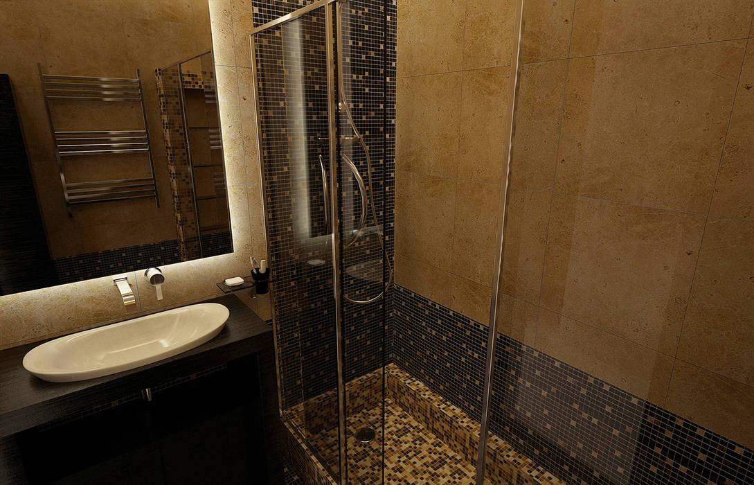 Modern Bathroom by Дмитрий Максимов Modern
