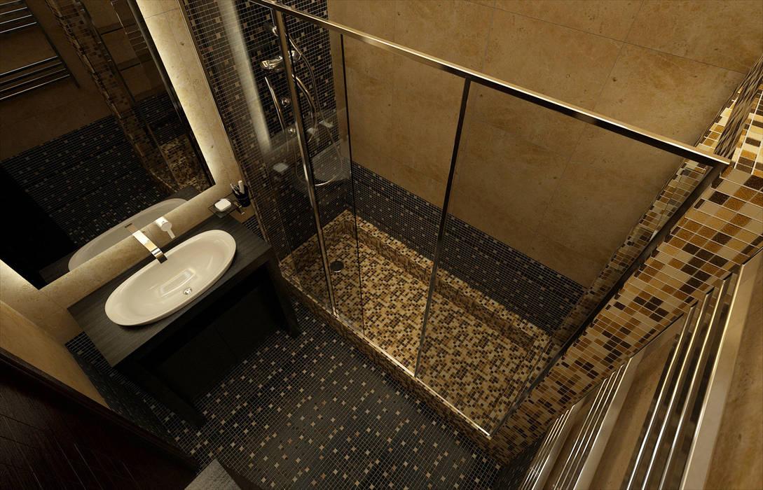 Bathroom: Ванные комнаты в . Автор – Дмитрий Максимов,