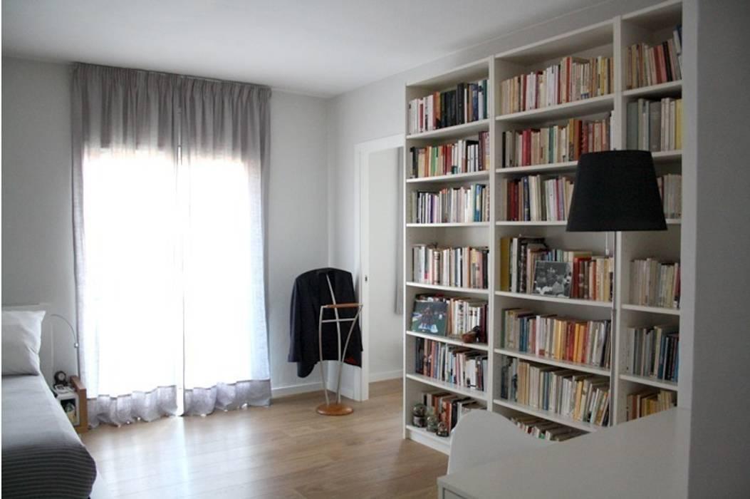 Habitación Suite SMMARQUITECTURA Dormitorios de estilo moderno