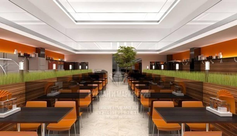 Дизайн столовой Студия дизайна интерьера Руслана и Марии Грин Ресторации
