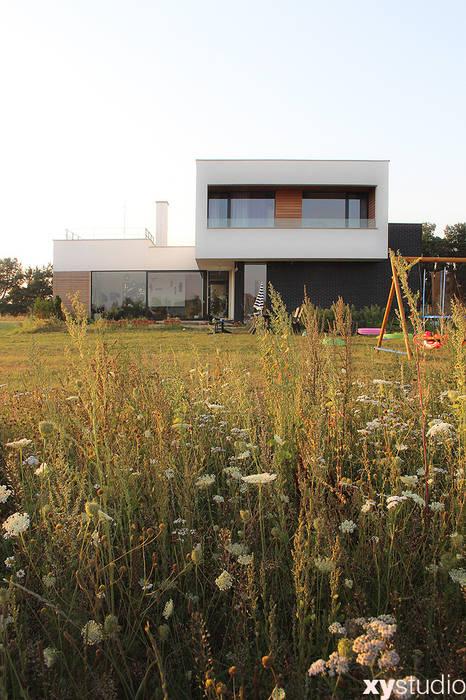 Maisons modernes par xystudio Moderne