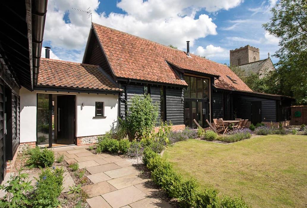 Casas rurales de estilo  de Beech Architects, Rural