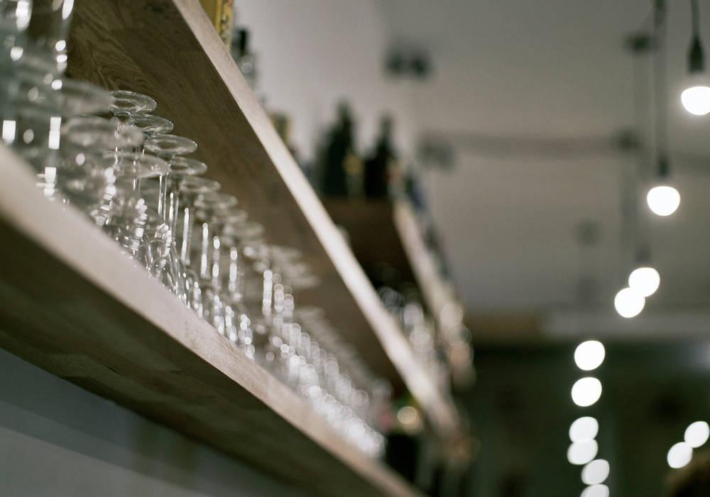 Bar Detail by Twist In Architecture Modern