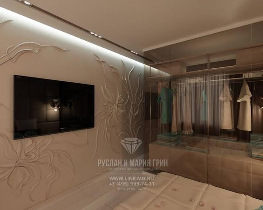 Дизайн спальни в стиле арт-деко: Спальни в . Автор – Студия дизайна интерьера Руслана и Марии Грин