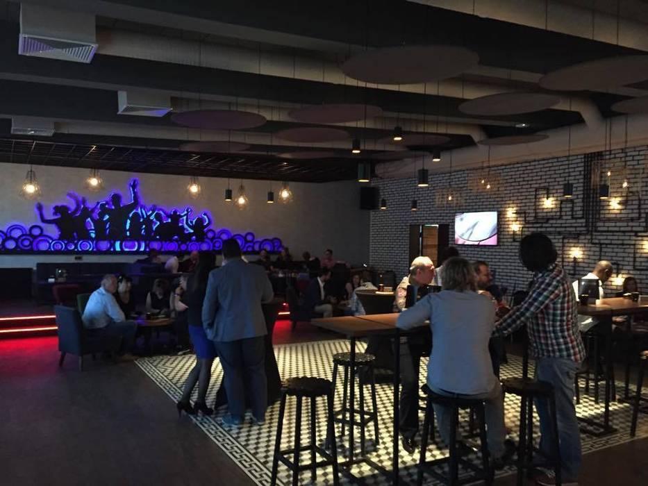 Milimetrik Mimarlık – TRANQUILA CAFE, BAR DORTMUND/GERMANY:  tarz Bar & kulüpler,